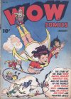 Cover For Wow Comics 40