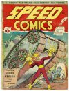 Cover For Speed Comics 1