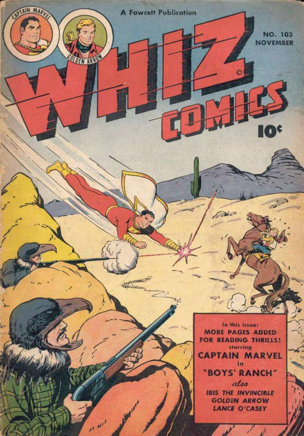 Comic Book Cover For Capt. Marvel Compilations Vol 21