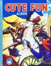 Cover For Cute Fun Album 1953 strips only