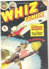 Cover For Whiz Comics 147