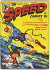 Cover For Speed Comics 44
