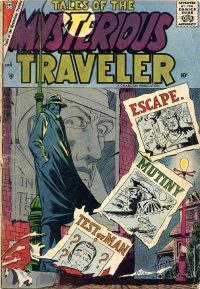 Large Thumbnail For Tales of the Mysterious Traveler #4