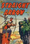 Cover For Straight Arrow 9