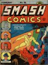 Cover For Smash Comics 19