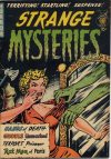 Cover For Strange Mysteries 4