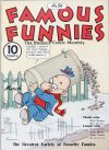 Cover For Famous Funnies 56