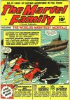 Cover For The Marvel Family 55