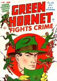 Large Thumbnail For Green Hornet Archive vol. 04