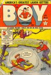 Cover For Boy Comics 92