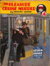 Cover For Sexton Blake Library S2 389 - The Pleasure Cruise Murder