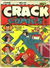 Cover For Crack Comics 13 (paper/4fiche)