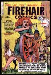 Cover For Firehair Comics 2