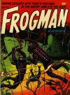 Cover For Frogman Comics 1