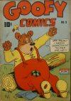 Cover For Goofy Comics 3