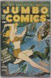 Cover For Jumbo Comics 63