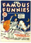 Cover For Famous Funnies 54