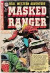 Cover For Masked Ranger 5