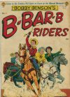 Cover For Bobby Benson's B Bar B Riders 1