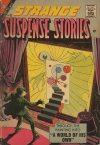 Cover For Strange Suspense Stories 32