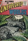 Cover For Mysteries of Unexplored Worlds 1