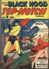 Cover For Top Notch Comics 18