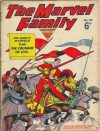 Cover For The Marvel Family 89