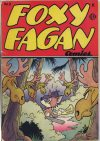 Cover For Foxy Fagan Comics 2