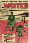 Cover For Wanted Comics 50