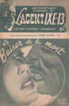 Cover For L'Agent IXE 13 v2 112 Le baiser de la mort