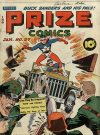 Cover For Prize Comics 27