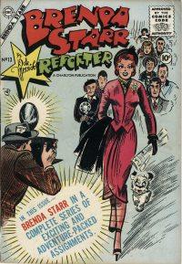 Large Thumbnail For Brenda Starr #13