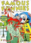 Cover For Famous Funnies 95
