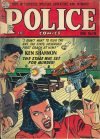 Cover For Police Comics 116