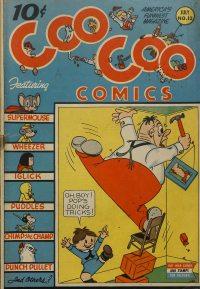 Large Thumbnail For Coo Coo Comics #12