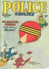 Cover For Police Comics 73