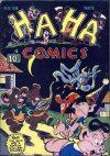 Cover For Ha Ha Comics 59
