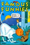 Cover For Famous Funnies 123