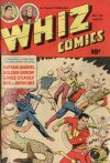 Cover For Whiz Comics 136