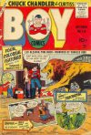 Cover For Boy Comics 116