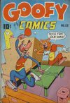 Cover For Goofy Comics 22