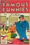 Cover For Famous Funnies 159