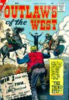 Cover For Outlaws of the West 24