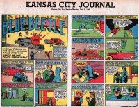 Large Thumbnail For Fox Syndicate Sunday Strips 1940-02-25 - Kansas City Journal