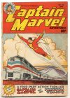 Cover For Captain Marvel Adventures 85