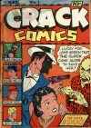 Cover For Crack Comics 1
