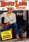 Cover For Rocky Lane Western 51