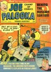 Cover For Joe Palooka Comics 64