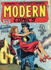 Cover For Modern Comics 59