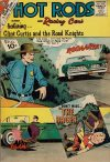 Cover For Hot Rods and Racing Cars 54